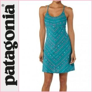 Patagonia Turquoise Spright Dress